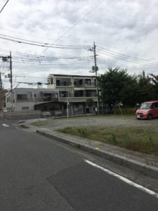 駐車場北本